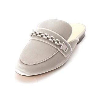 Ivanka Trump Womens Warda Closed Toe Casual Slide Sandals