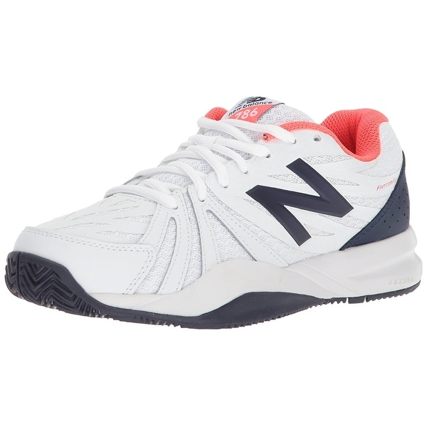 New Balance Womens WCH786C2 Low Top Lace Up Tennis Shoes