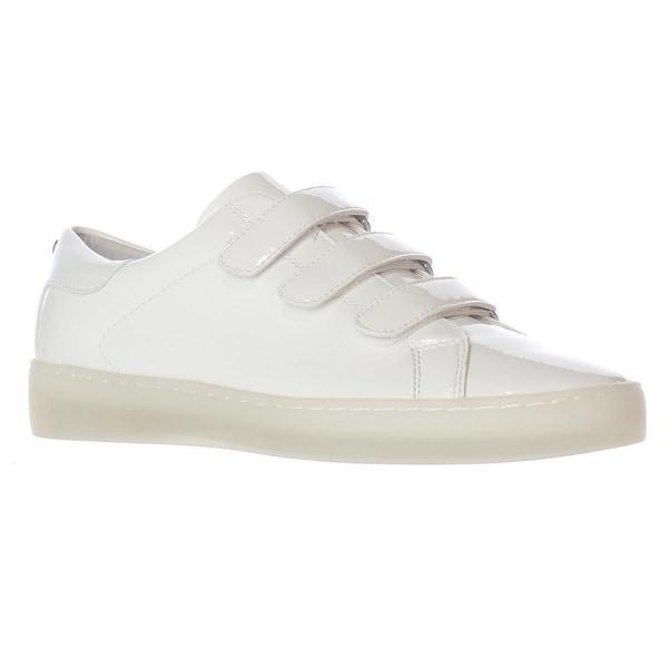 16e6da62e146 Shop MICHAEL Michael Kors Craig Triple Strap Sneakers, Optic White ...