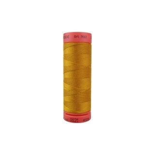 9161 0121 Metrosene All Purp Thread 164yd Liberty Gold