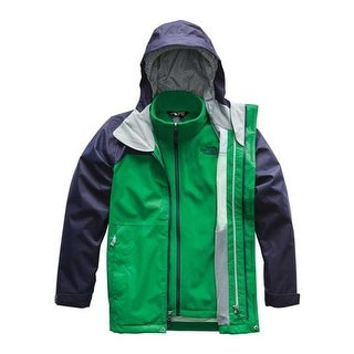 The North Face Boys' Vortex Triclimate Jacket Primary Green