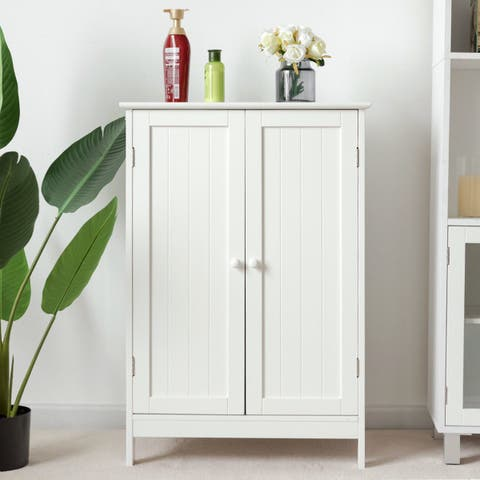 Buy Bathroom Cabinets & Storage Online at Overstock | Our ...