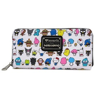 Loungefly x Hello Sanrio Squad Wallet - One Size Fits most