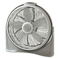 Lasko Products 3542 20 Inch Cyclone Air Circulator Fan With Remote Control