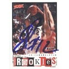 Erick Barkley Portland Trailblazers 2000 Upper Deck Victory Rookies Autographed Card Rookie Card This item comes wi