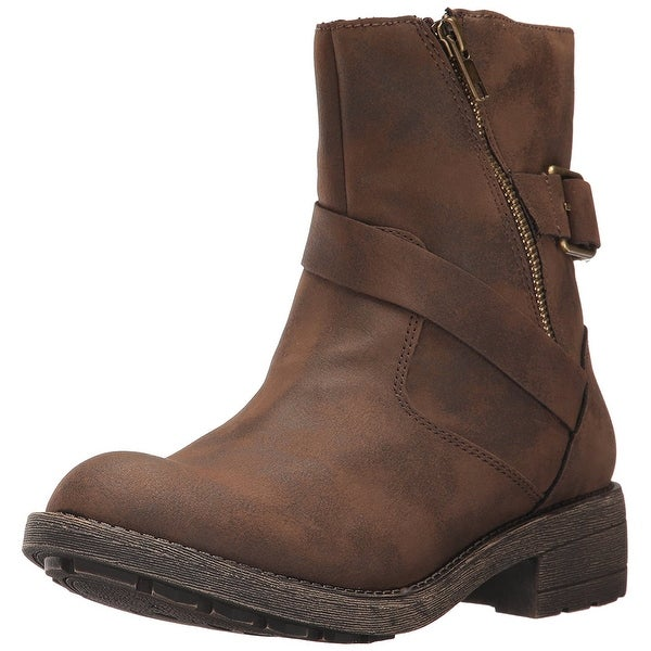 Rocket Dog Womens tour graham Closed Toe Ankle Fashion Boots