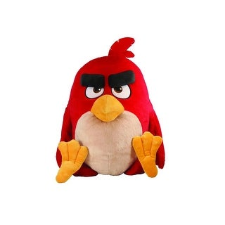 "Angry Birds Movie 22"" Jumbo Talking Plush: Red