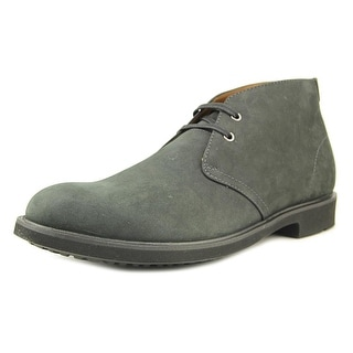 Clarks Riston Style Men Round Toe Leather Chukka Boot