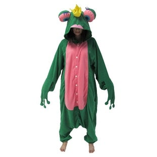 Adult Frog Mascot Halloween Costume size Standard - standard - one size