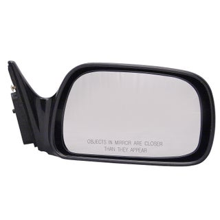 Pilot Automotive TYC 5360041 Black Passenger/ Driver Side Power Heated Replacement Mirror for Toyota Solara