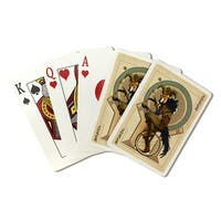 Joker - Playing Card - LP Artwork (Poker Playing Cards Deck)