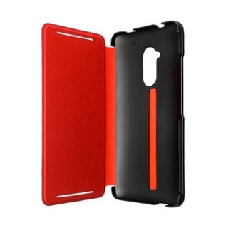 HTC Double Dip Flip Case for HTC One Max (Black/Red)