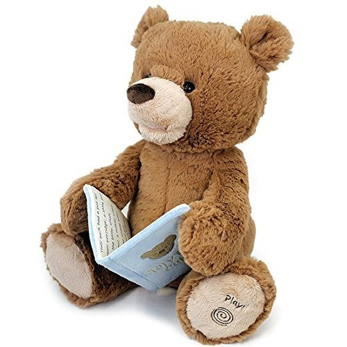 Gund Animated Storytime Cub Plush
