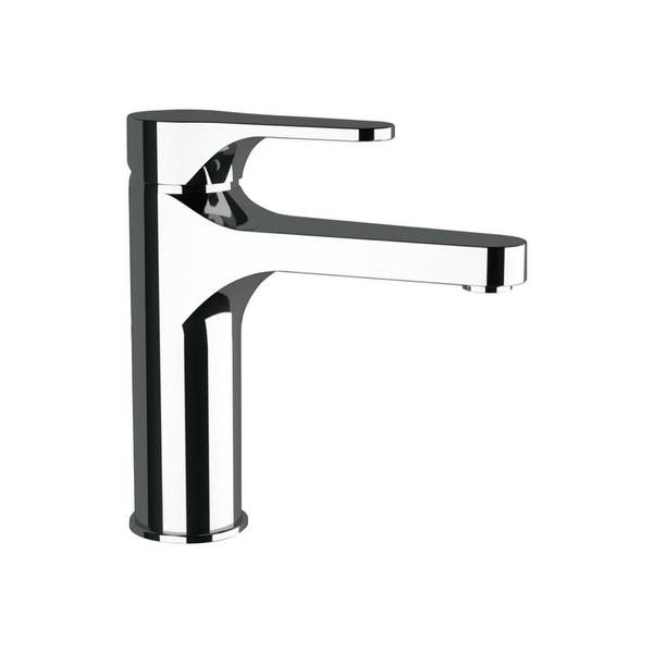 Nameeks L11lus Remer Collection Deck Mounted Bathroom Faucet Less Drain Assembly Chrome Overstock 16455231