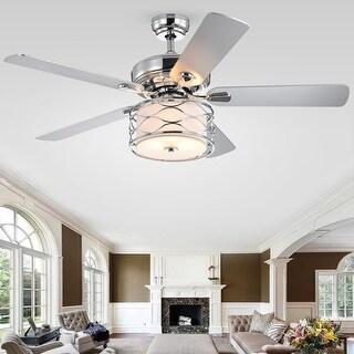 Copper Grove Vungtau 52-inch Lighted Ceiling Fan - 52-inches Diameter