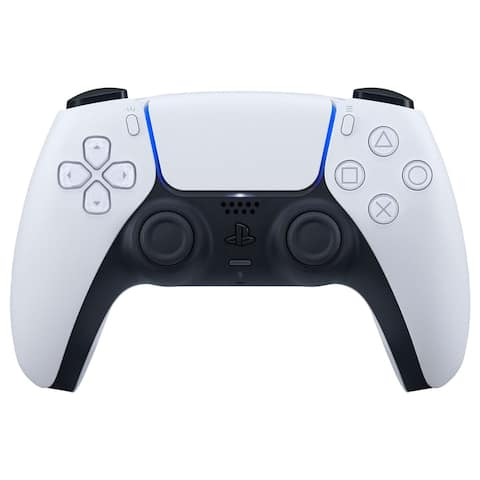 Sony DualSens Wireless Controller for PS5 - white