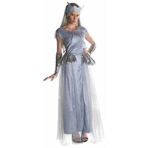 The Huntsman: Winter's War Deluxe Queen Freya Adult Costume - Blue