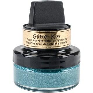 Cosmic Shimmer Glitter Kiss-Ice Blue