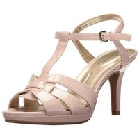 Bandolino Womens Sarhai Open Toe Casual Ankle Strap Sandals