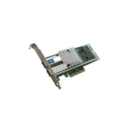 Addon Cisco N2xx-Aipci01-Aok Comparable 10Gbs Dual Open Sfp+ Port Nic Pxe Boot