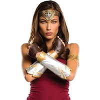 Adult Wonder Woman Deluxe Accessory Set - standard - one size