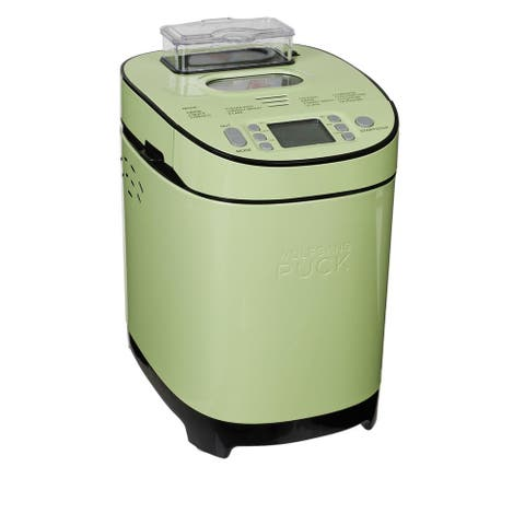 Wolfgang Puck 14-function Bread Maker with Nut Dispenser