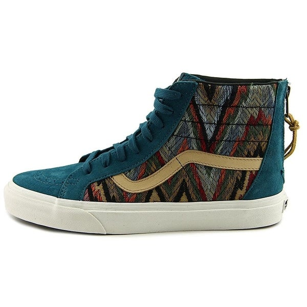 Vans Womens Sk8-Hi Zip CA Hight Top Lace Up Fashion Sneakers