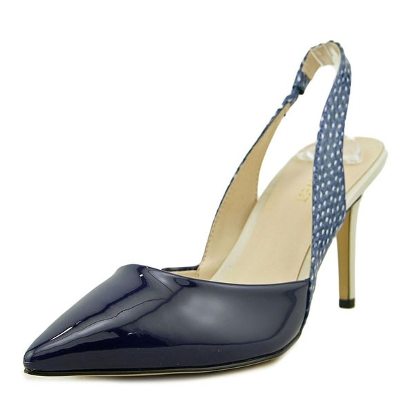 Nine West Rollover Women Pointed Toe Synthetic Heels