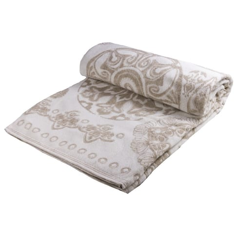 STP-Goods Elephant Terry Bed Sheet (gray)