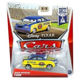 Disney Pixar Cars Race Team, Race Official Tom