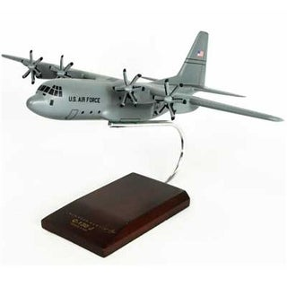 Toys and Models AC130JT C-130J Hercules 1/100 Scale Model Aircraft