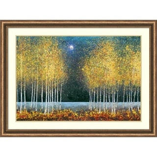 Link to Framed Art Print 'Blue Moon' by Melissa Graves-Brown 44 x 33-inch Similar Items in Art Prints