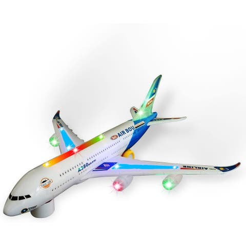Airplane A380 toy