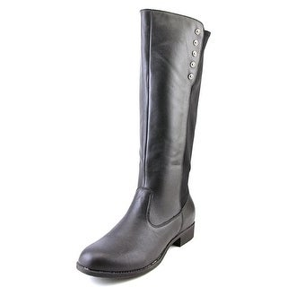 Propet Charlotte Round Toe Leather Knee High Boot