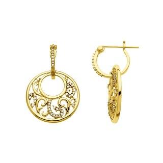 1/4 ct Diamonds Earrings in 14K Gold
