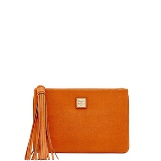 Dooney & Bourke Saffiano Large Carrington Pouch (Introduced by Dooney & Bourke at $108 in Jan 2018)