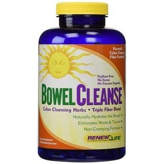 Renew Life Organic Bowel Cleanse, 150 Count