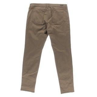 Kut Womens Diana Stretch Mid-Rise Skinny Jeans