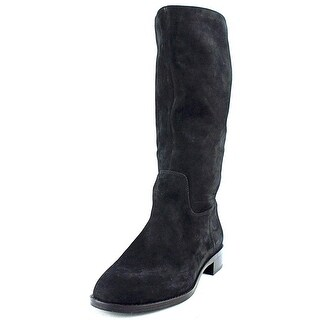 Via Spiga Jules Boot Women Round Toe Leather Mid Calf Boot