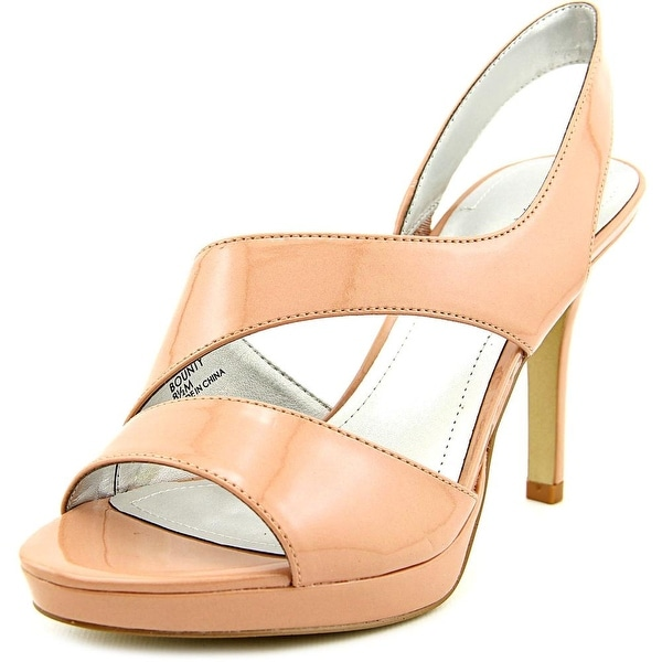 Tahari Bounty Women Pink Linen Sandals