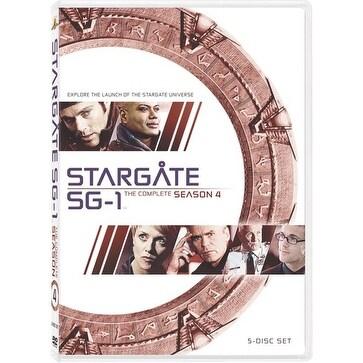 Stargate Sg-1 - Stargate Sg-1: Season 4 [DVD]