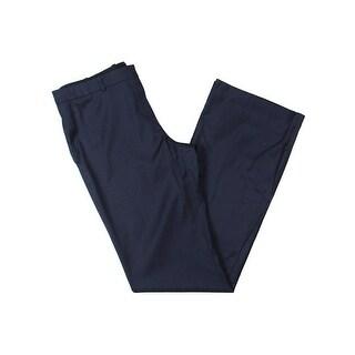 Hugo Boss Womens Trouser Pants Woll Cotton - 6