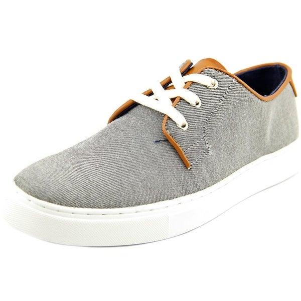 Tommy Hilfiger Mckenzie2 Men Canvas Gray Fashion Sneakers