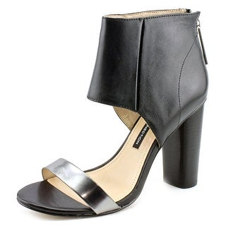 French Connection Penny Open Toe Leather Sandals