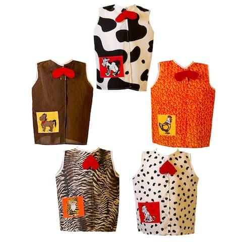 Dexter educational toys animal toddler set cat dog cow 308
