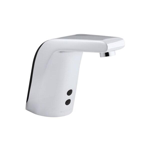 Shop Kohler K 13463 Touchless Single Hole Bathroom Faucet Without