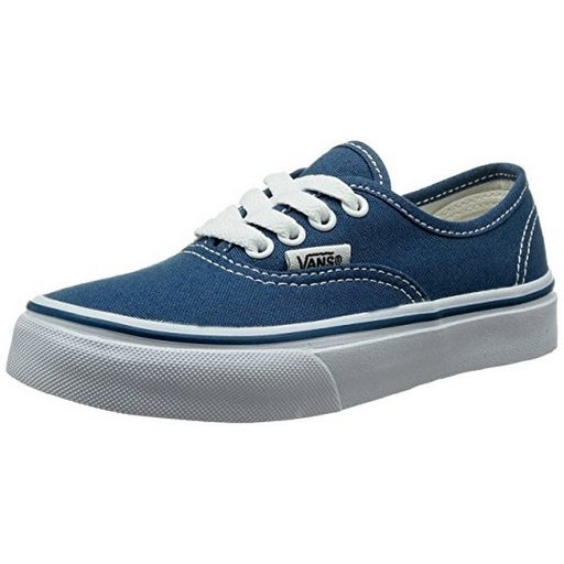 Shop Vans Kids Authentic Skate Shoe - Free Shipping On Orders Over  45 -  Overstock.com - 20346913 22a078239e