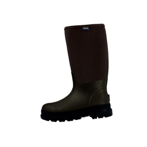 """Bogs Outdoor Boots Mens 15"""" Rancher Farm Rubber Insulated WP"""