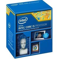 Intel Core i5-4460 3.2 GHz LGA1150 Processor Haswell Quad-Core (BX80646I54460)