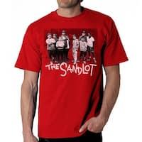 Sandlot Team Men's Red T-shirt